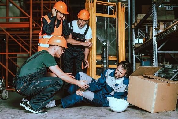 Расследование несчастных случаев на производстве